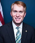Senator James Lankford official portrait 115th congress.jpg