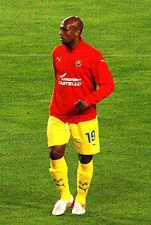 Marcos Senna Brazilian-born Spanish footballer