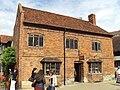 Shakespeare gift shop, Henley Street, Stratford-upon-Avon - DSC08944.JPG