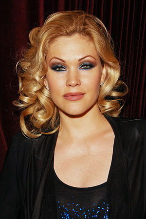 Shanna Moakler at a Party for Miss California 2009: Nicole Johnson. Photo taken at The Crown Bar, Hollywood, CA of May 1, 2010