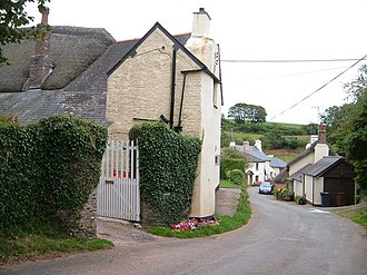 Frogmore and Sherford - The village of Sherford.