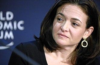 Sheryl Sandberg - Image: Sheryl Sandberg