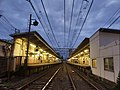 Shibasaki Station in the early evening - Oct 6 2019 various 01 00 12 396000.jpeg