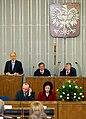 Shimon Peres Senate of Poland 05.JPG