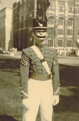 Eric Shinseki - Shinseki at West Point in 1965