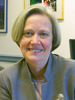 Shirley M. Tilghman Canadian scholar and academic administrator