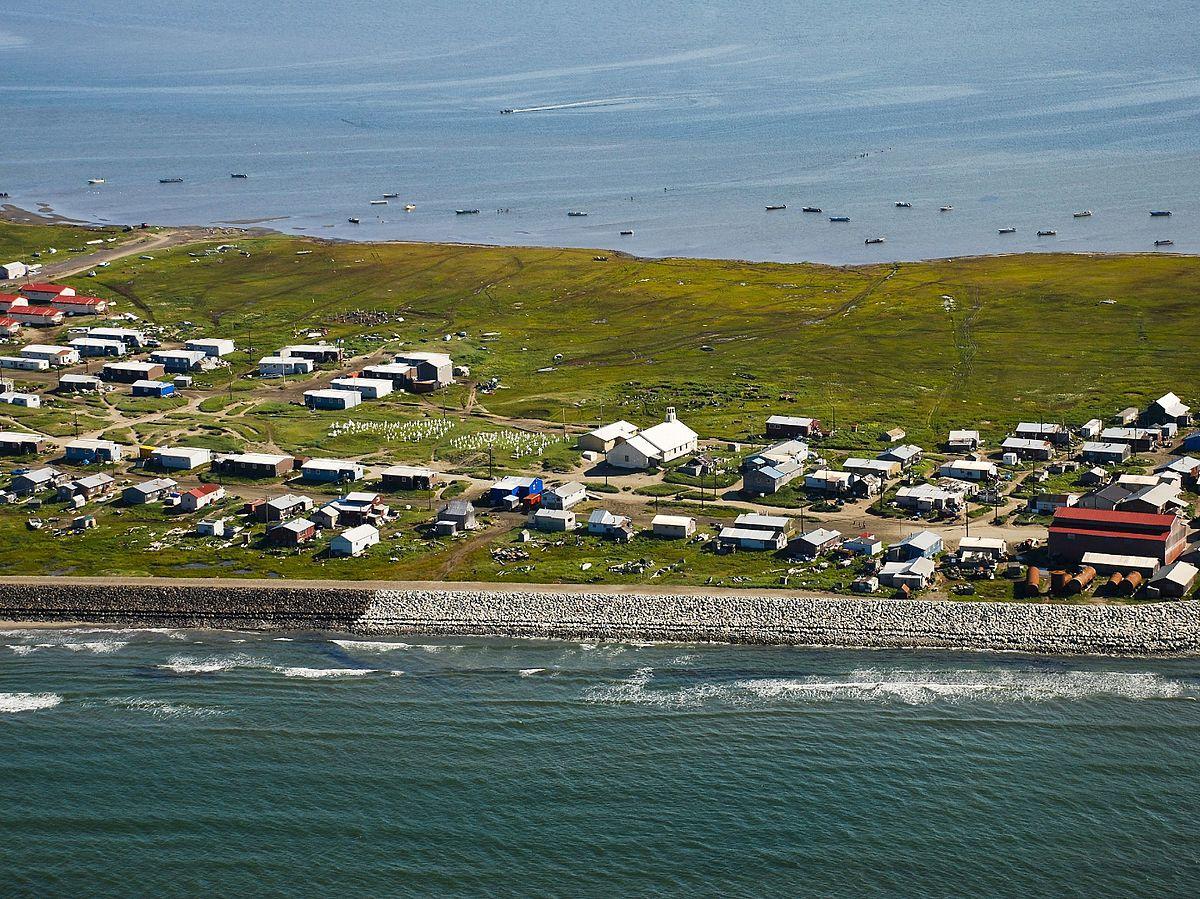 Shishmaref, Alaska - Wikipedia
