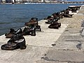 Shoes on the Danube Promenade, 2013 Budapest (401) (13227684894).jpg
