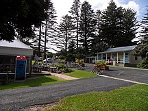 Lord Howe Island-Tourism-Shopping Centre Ned's Beach Road
