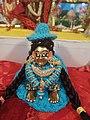 Shri Radha Rani (Bal Swaroop) (The beloved one of Lord Shri Krishna).jpg