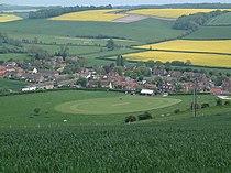 Shroton Cricket Club - geograph.org.uk - 169863.jpg