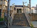 Shukugawa Station north exit 2011-2.jpg