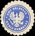 Siegelmarke Amt Brietzig - Kreis Prenzlau W0214228.jpg