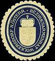Siegelmarke Bezirksarmenrat Wolkersdorf N. Österr. W0320950.jpg