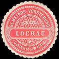 Siegelmarke Gemeinde-Vorstehung Lochau - Vorarlberg W0261017.jpg