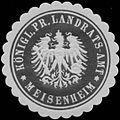 Siegelmarke K.Pr. Landrats-Amt Meisenheim W0382067.jpg