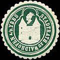 Siegelmarke Stadtrath zu Waidhofen an der Ybbs W0314123.jpg