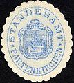 Siegelmarke Standesamt - Partenkirchen W0229181.jpg