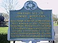 Sign marking Jimmie Rodgers birthplace as a historic Place.jpg