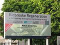 Signs of regeneration - Kidbrooke - geograph.org.uk - 1297429.jpg