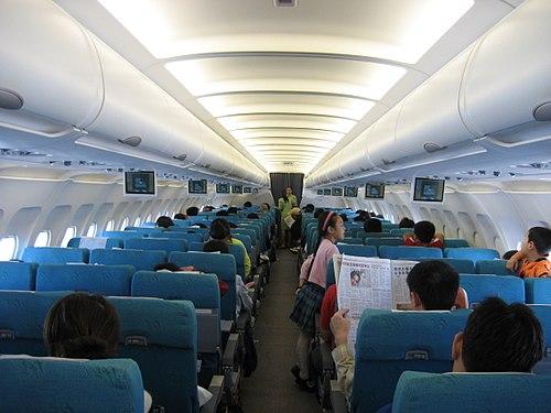 飞机经济舱 飞机头等舱内部图片 飞机经济舱内部图片