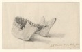 Simiae - onderkaak - 1797-1862 - Print - Iconographia Zoologica - Special Collections University of Amsterdam - UBA01 IZAA100090.tif