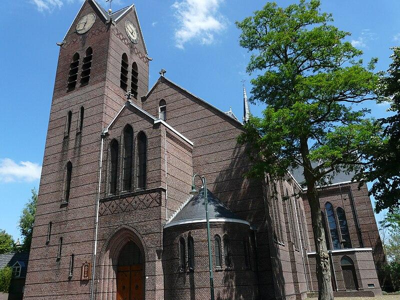 Antoniuskerk Oosterhout