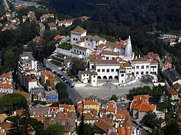 Vy over Sintra