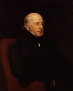 Sir edward codrington by henry perronet briggs
