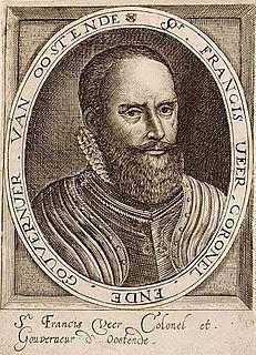 Francis Vere English soldier