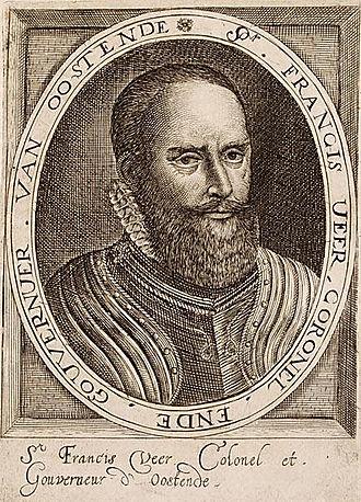 Francis Vere - Portrait of Sir Francis Vere