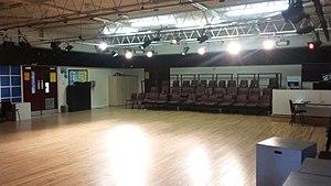 Sir Frederic Osborn School - Image: Sir Frederic Osborn School Drama Studio