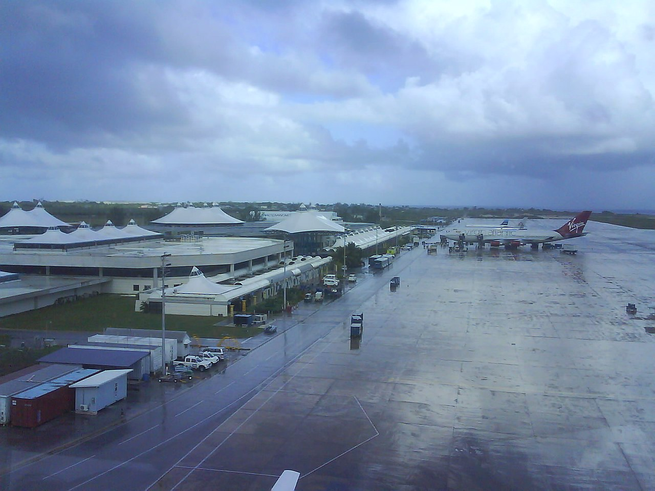 File Sir Grantley Adams Int Airport Barbados 05 Jpg
