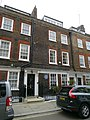 Sir JOHN GIELGUD - 16 Cowley Street Westminster London SW1P 3LZ.jpg