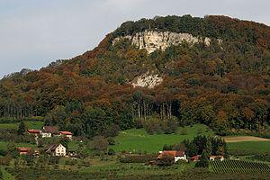 Sissach - Sissacher Fluh near Sissach