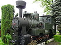 Skansen w Chabówce - lokomotywa 2655 2.JPG