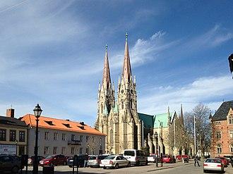 Skara - Skara Cathedral