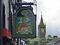 Skinners Arms pub sign - geograph.org.uk - 914410.jpg