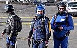 Skoki sylwestrowe sekcji spadochronowej Aeroklubu Gliwickiego, Gliwice 2017.12.30 (09).jpg