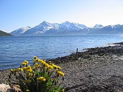 Skulsfjord troms norway
