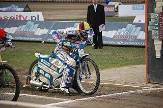Sławomir Musielak Polish speedway rider