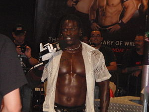 Ron Killings - R-Truth in FCW
