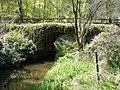 Smallcombe Bridge on the River Yeo as seen from downstream - geograph.org.uk - 1858033.jpg
