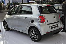 Smart EQ forfour at IAA 2019 IMG 0653.jpg