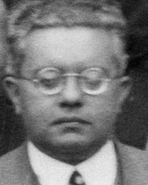 Adolf Smekal - Adolf Smekal, London 1934
