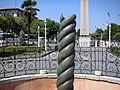 Snake column Hippodrome Constantinople 2007 003.jpg