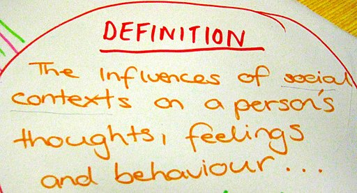 Social Psychology Definition