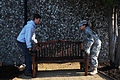 Soldiers, local community join forces for armory beautification project 131207-Z-IB797-194.jpg
