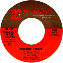 Somethin' Stupid by Frank and Nancy Sinatra.png