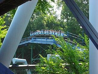 SooperDooperLooper roller coaster